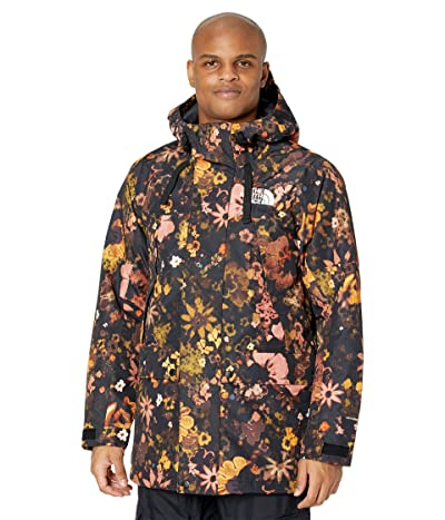 The North Face Goldmill Parka (TNF Black Flower Child Multi Print) Men