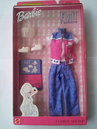 venta directa de fábrica Barbie Fashion Avenue Animation Outfit Retirojo (2001) by by by Barbie  Garantía 100% de ajuste