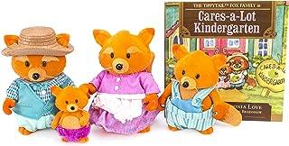 Li'l Woodzeez Fox Family Set with Storybook