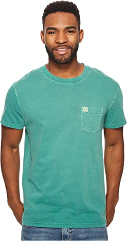 DC - Dyed Pocket Crew Shirt