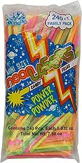 Candy-filled Straws (240 Pcs) 7.68 Oz.