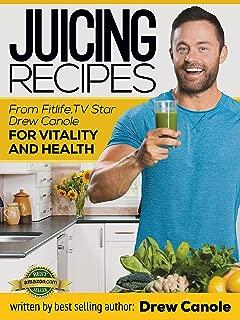 Best drew canole juice fast Reviews