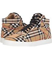 Burberry - Reeth High Top Sneaker