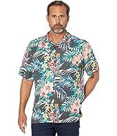 Garden Paradise Camp Shirt