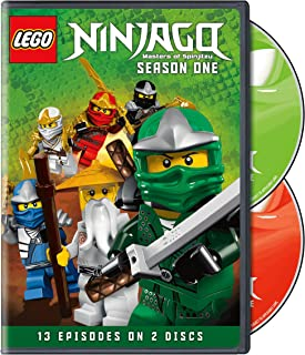 LEGO Ninjago: S1 (DVD)