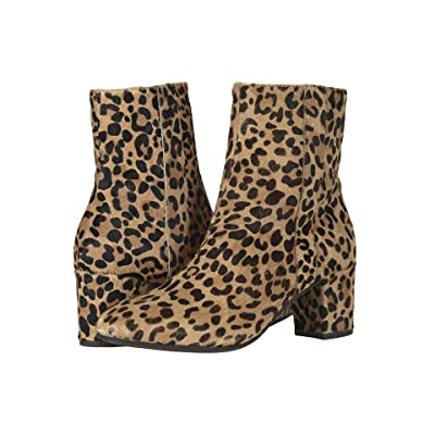 Earth Sparta (Brown Multi/Leopard Print Fur) Women