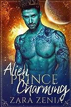 Alien Prince Charming: A Sci-Fi Alien Fairy Tale Romance (Trilyn Alien Fairy Tales Book 1) (English Edition)