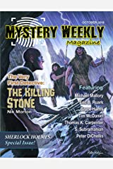 Mystery Weekly Magazine: October 2018 (Mystery Weekly Magazine Issues Book 38) Kindle Edition