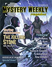 Mystery Weekly Magazine: October 2018 (Mystery Weekly Magazine Issues Book 38)