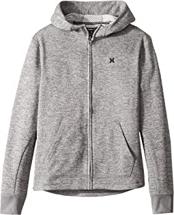 One and Only Therma Fit Full Zip Hoodie (Big Kids)