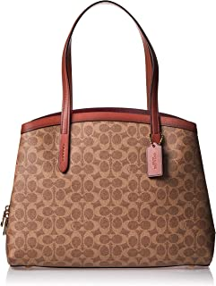 Coach Handbag for Women- Brown