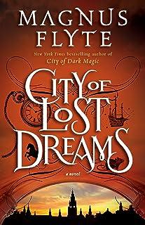City of Lost Dreams (A Sarah Weston Novel)