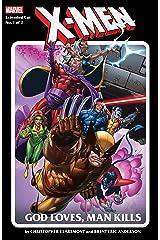 X-Men: God Loves, Man Kills Extended Cut (2020) #1 (of 2) Kindle Edition