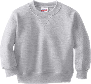 Soffe Little Boys' Crew Sweatshirt
