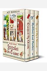 Stitches In Crime Box Set Kindle Edition