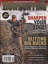 Petersen's Bowhunting Magazine August 2019