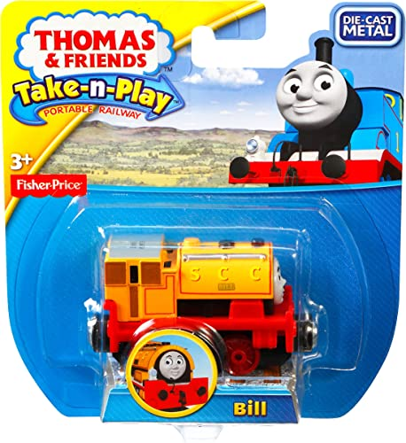Compra calidad 100% autentica Fisher-Price Thomas the Train Take-n-Play Bill Engine by by by Fisher-Price  envío rápido en todo el mundo