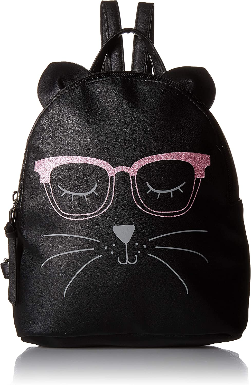 T-Shirt & Jeans Cat Nap Backpack