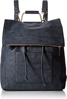 ROSIE POPE Highbury Hill Backpack Diaper Bag, Dusty Navy