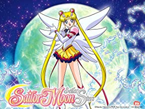 Sailor Moon Sailor Stars (English) Season 5 Volume 2