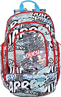 ROCO BAG KNAPSACK 20 with pencil case