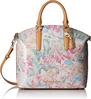Brahmin Large Duxbury Satchel Top-Handle Bag