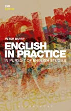 English in Practice: In Pursuit of English Studies (English Edition)