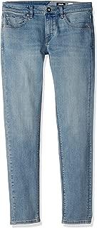 Volcom Big Boys' Solver Tapered Jeans