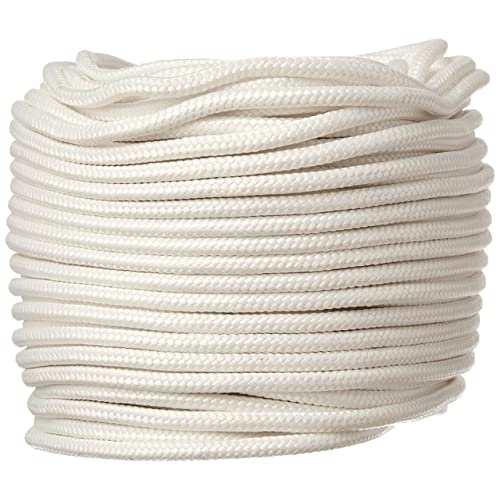 Flores Cortés Braided Rope, Nylon, 6 mm Thick, 50 m Length