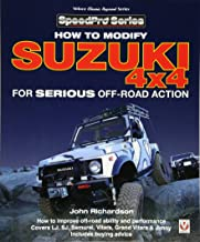 Modifying Suzuki 4x4 for Serious Offroad Action (SpeedPro Series)