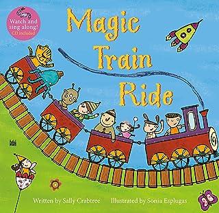 Barefoot Books Magic Train Ride, Mutlicolor (9781846866579)