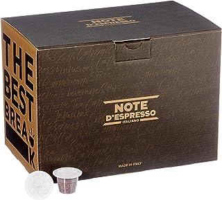 Note D'Espresso - Cápsulas de tisana de ciruela y canela, 3g (caja de 100 unidades) Exclusivamente Compatible con cafeteras Nespresso*