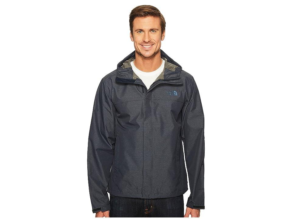 The North Face Venture 2 Jacket (Urban Navy Heather/Urban Navy Heather) Men