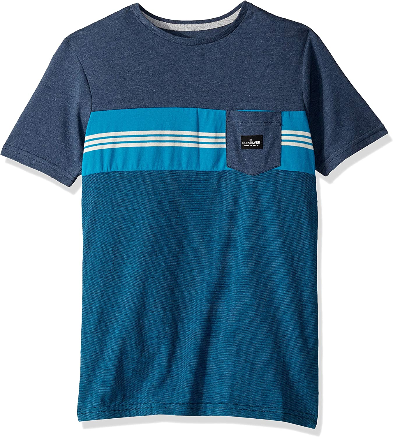 Quiksilver Boys' Big Holy 売店 Knit Top Kiss Youth 直営ストア