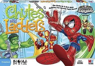 Chutes and Ladders Super Hero Squad