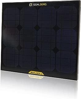 suitcase solar panel kit