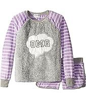 OMG Pajama Set (Big Kids)