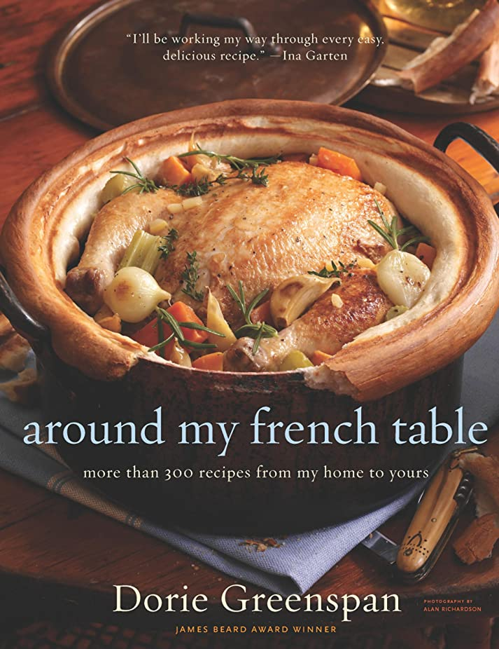 超えて努力する知覚するAround My French Table: More than 300 Recipes from My Home to Yours (English Edition)