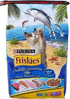 طعام القطط بورينا بطعم المأكولات البحرية من فريسكيز، 7 كغم (عبوة من قطعة واحدة)