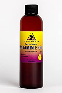 Tocopherol T-50 Vitamin E Oil Anti Aging Natural Premium Pure 4 oz