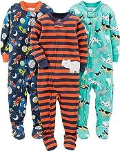 Simple Joys by Carter's Pijama de algodón con pies