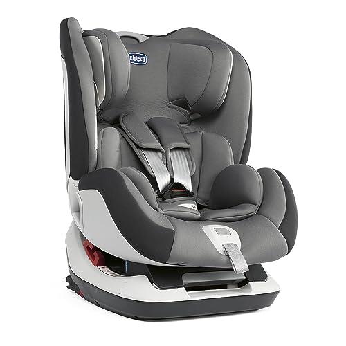 Chicco 00079828850000 Seat Up 012 Seggiolino Auto per Bambini Gruppo 0+/1/2, Grigio