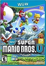 Jogo New Super Mário Bros. U- Wii U Mídia Física Usado