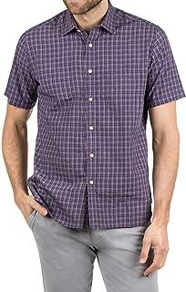 Blazer Men's Jayce Short Sleeve Check Shirt