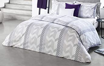 Lacoste Miami Comforter Set, Twin/Twin Extra Long (Renewed)