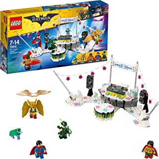 LEGO The Batman Movie The Justice League Anniversary Party Costruzioni