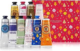 L'Occitane Holiday 10-Piece Hand Cream Soiree Gift Set