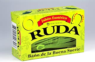 Jabon Ruda - Rue Soap 1 bar soap (75g) 2.64 oz