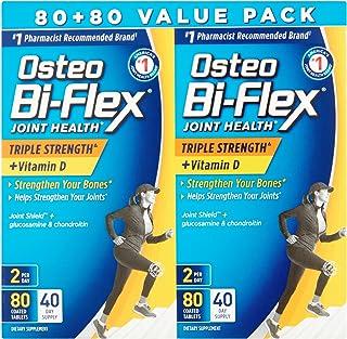 Osteo Bi-Flex Triple Strength Vitamin D Twin, 80 Count