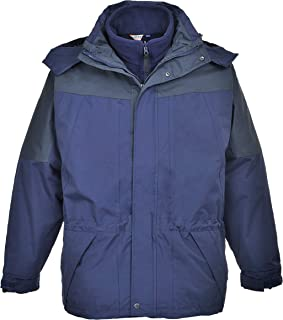 Portwest Aviemore 3 in 1 Waterproof and Windproof Jacket for Men